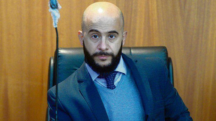 fallo. Mañana el juez Pablo Pinto dará a conocer su veredicto.