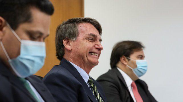 Bolsonaro presentó síntomas y otra vez se sometió a un test de coronavirus