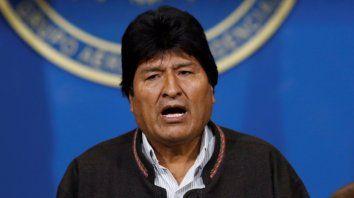 La Fiscalía de Bolivia pidió la detención de Evo Morales, acusado de terrorismo