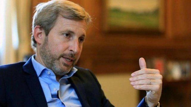 Frigerio. El ex ministro se diferenció de la cúpula del PRO.