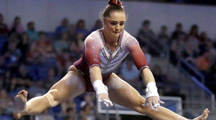 Maggie Nichols es la Atleta A