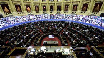 Diputados debaten en vivo proyectos para declarar la emergencia del sector turístico