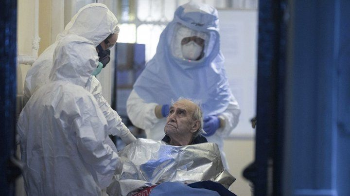 Récord de contagios de coronavirus en el país en 24 horas