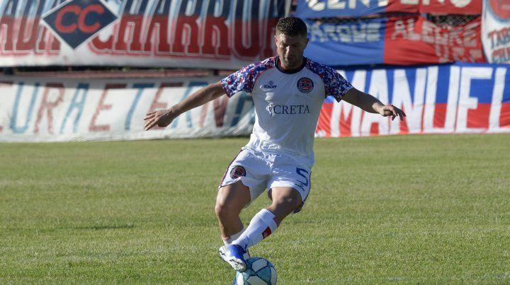 Todoterreno: Agustín Musso llegó en enero a Tablada y se ganó un lugar en el equipo charrúa.