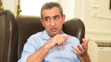 Javkin: La inseguridad es la otra prioridad