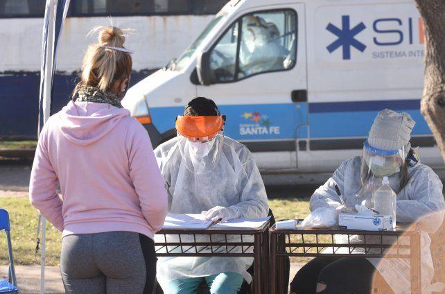Santa Fe pagará una asignación estímulo a personal de salud vinculado a la pandemia