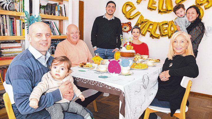 Respeto. La Intendencia solicitó que las familias tengan la máxima responsabilidad durante el fin de semana extra largo.