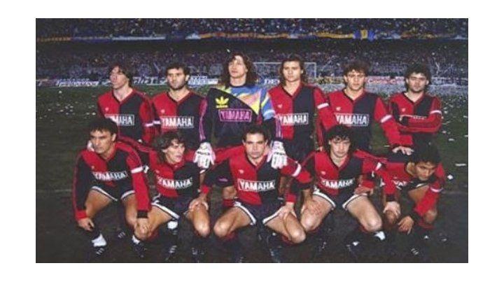 El equipo leproso que se consagró en la Bombonera.
