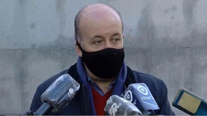 El secretario de Salud de la Municipalidad de Rosario