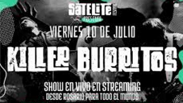 Killer Burritos, por streaming