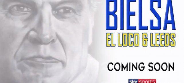 Al Loco le tienen preparado un documental con los dos años en Leeds United.