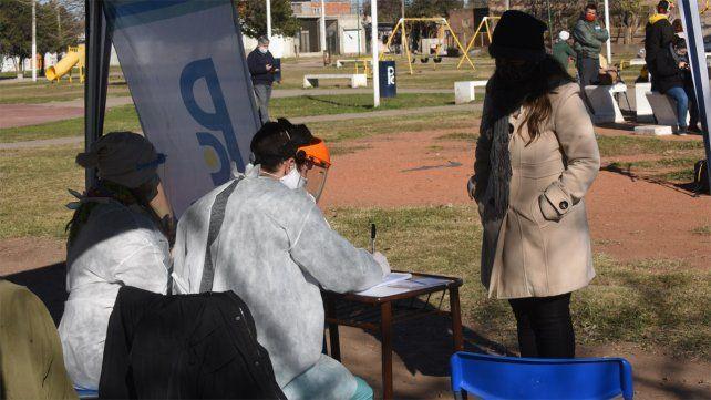 Caruana: Tenemos contagios de coronavirus con vínculos epidemiológicos controlados