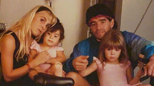 Maradona estableció 14 puntos en su serie para atacar a Claudia