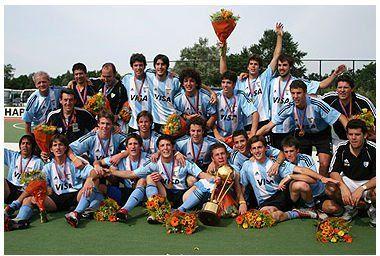 El equipo argentino fue un equipazo