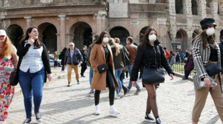 Italia flexibilizó medidas por el coronavirus