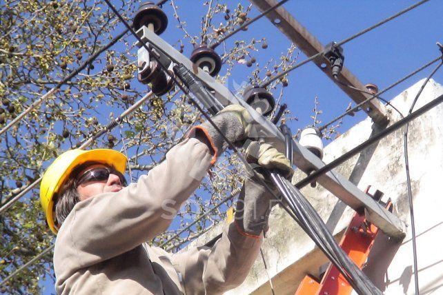La EPE anuncia un corte de luz durante el domingo 12