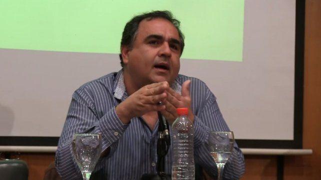 Panorama. El economista Eduardo Crespo es investigador y docente universitario en Brasil y Argentina.