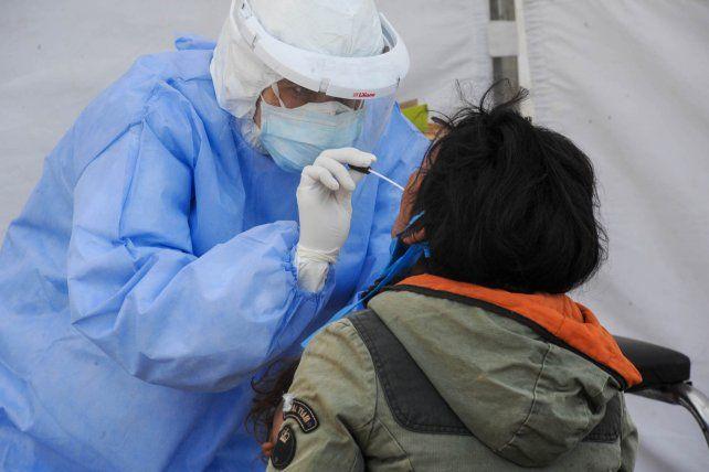 Los operativos para detectar casos de coronavirus se intensifcan en toda la provincia.