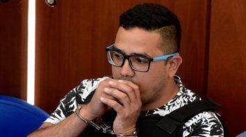 """Sin retorno. """"Guille"""" Cantero está detenido desde junio de 2013, cuando se entregó en la Jefatura rosarina."""
