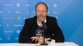 Diego Golombek, titular del Inet y coordinador del consejo que elaboró el protocolo para el regreso a las aulas.