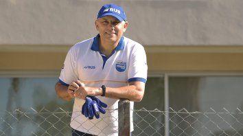 Mauro Medinase puso los guantes. El ahora empresario que representa a la ciudad con su equipo de TC apuesta a trascender en la máxima categoría, aún en tiempos de crisis.
