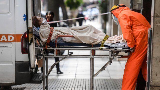 Argentina superó los 100.000 casos de coronavirus