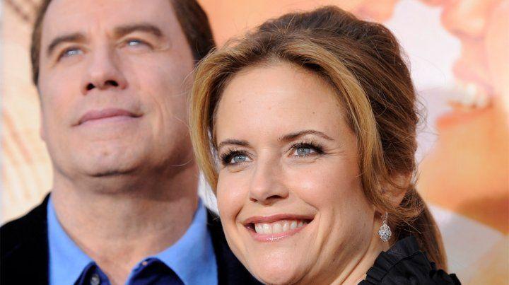 John Travolta confirmó la muerte de su esposa Kelly Preston