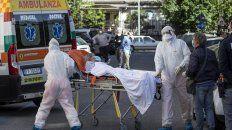 Internados. De acuerdo al Ministerio de Salud, aún quedan en Italia 13.179 personas con coronavirus.