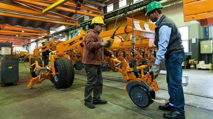 En Santa Fe hay más de 530 fábricas de maquinaria agrícola