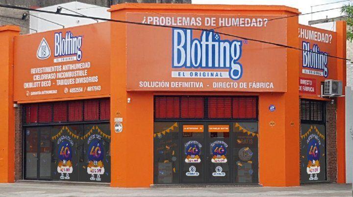 El 14 de julio, Blotting Cantó los 40  (1980 - 2020)