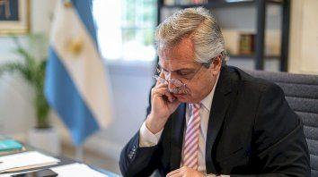 No soy un loco suelto con una chequera de expropiaciones, dijo Alberto Fernández