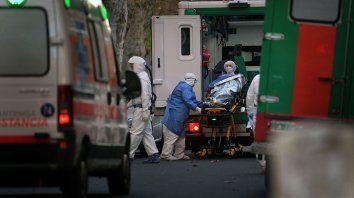 Hubo 58 nuevas muertes en Argentina, todas en Buenos Aires