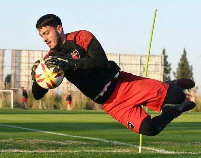 Ramiro Macagno tiene 23 años.