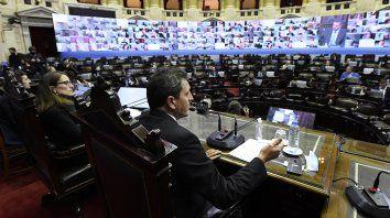 El 6 de mayo se realizó la capacitación de género prevista en la Ley Micaela para diputadas y diputados