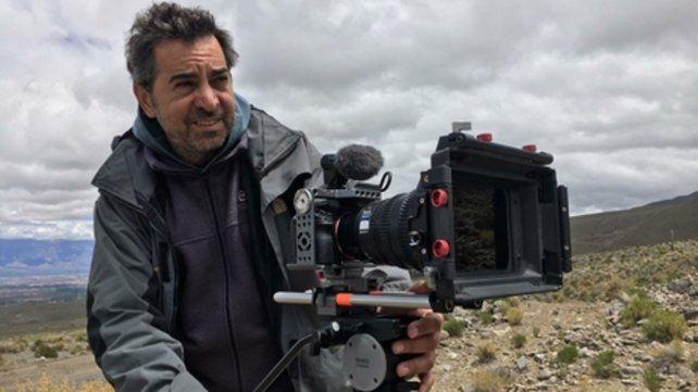Luis Sampieri. El laureado director.