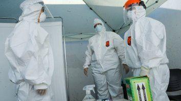 Rosario y Santa Fe registraron el número más alto de contagios de coronavirus en un día