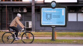 Hubo 3.645 nuevos contagios de coronavirus en el país y 65 muertes