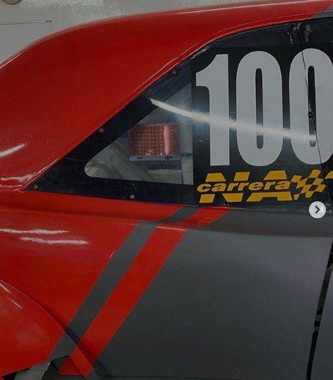 El Galarza Racing dejó ver ayer los nuevos colores de las Dodge de Ian Reutemann y Tomás González.