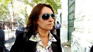 Abogada. Gabriela Durruty tiene amplia experiencia en juicios de lesa humanidad y es parte de la APDH.