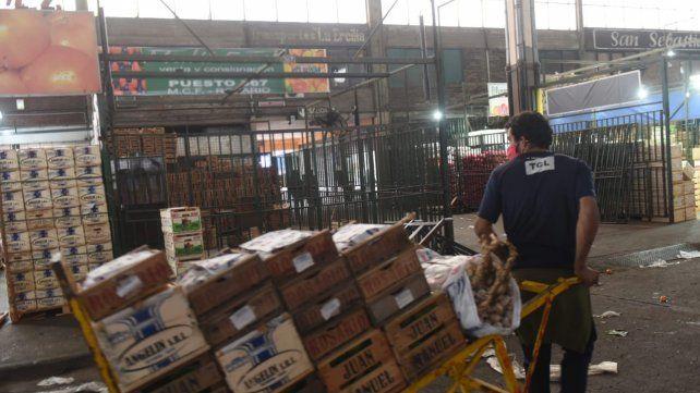 Un puesto del Mercado de Fisherton fue cerrado por un positivo de Covid-19
