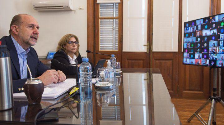 Perotti: Es Momento de extremar los cuidados y controles