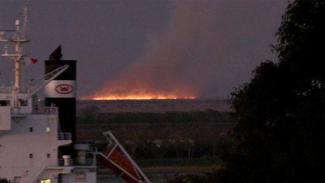 Desde Nación piden ser inflexibles en la aplicación de las leyes para terminar con los incendios