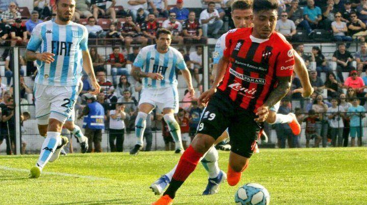 Tarragona fue el goleador de Patronato en el último torneo. No seguirá en el equipo de Paraná.
