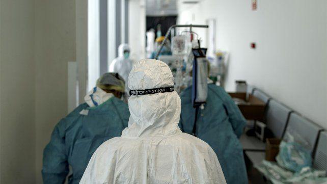 Fueron siete los casos de Covid-19 registrado en el ICR.