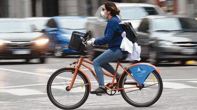 movilidad. La bicicleta ofrece una opción muy conveniente.