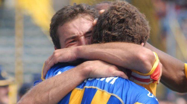 El Kily González y Marco Ruben jugaron juntos en Central.