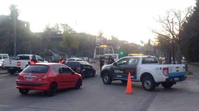 Operativo en zona norte terminó con varios vehículos y motos incautados