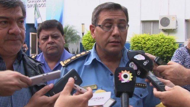 El jefe de la policía del Chaco