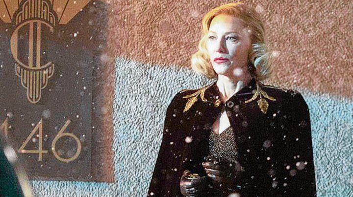 Policial. Cate Blanchett interpreta a una psiquiatra inescrupulosa.
