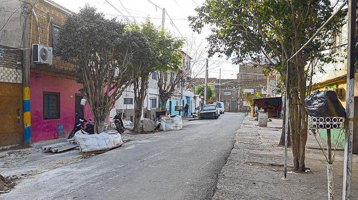 """Río Atuel al 3900. Luego de ser baleado """"Apu"""" Sández fue llevado al Roque Sáenz Peña"""